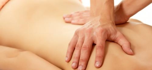 Học massage kiểu Thụy Điển: phần chân